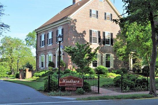 Delaware Governor's Mansion (Woodburn): Woodburn