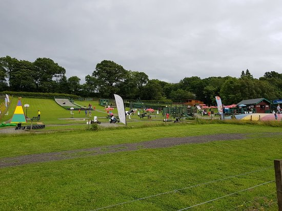 Wellsfield Farm Park: 20180617_162802_large.jpg