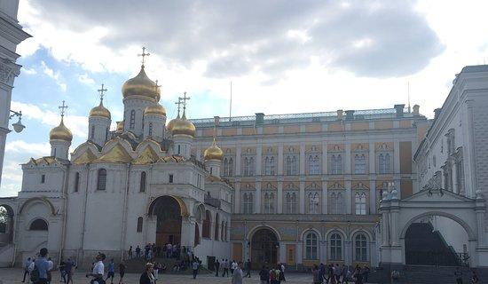 Walks With Folks: Kremlin