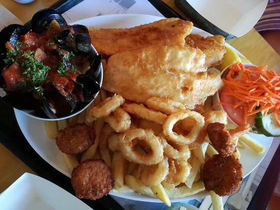 Foto de Kailis' Fish Market Cafe