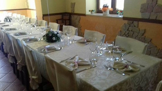 Faicchio, Italy: locale