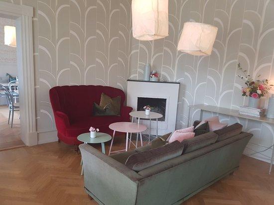 Ronneby, Sweden: Cafe Mandeltartan