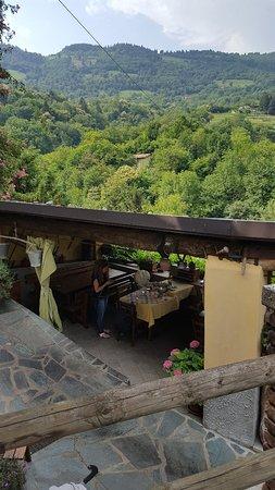 Parzanica, Italy: Un angolo di paradiso