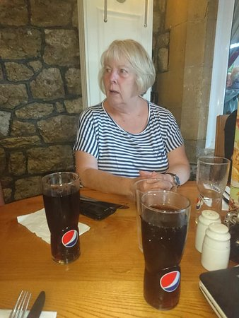 Winscombe, UK: Tessa mother in law