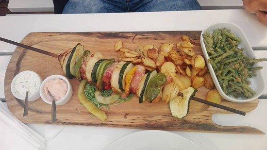 Restauracja Szalone Widelce: Espetadas