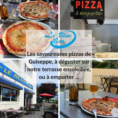 Chilly-Mazarin, Frankrike: De savoureuses pizzas faites sur place par notre pizzaiolo, des plus habiles !