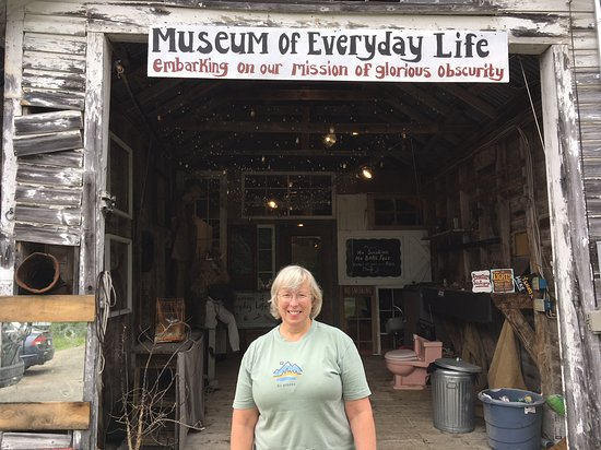 Glover, VT: Museum of Everyday Life - embarking on our mission of glorious obscurity