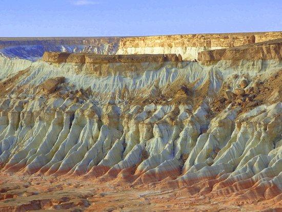 Balkanabat, Turkmenistan: Canyon