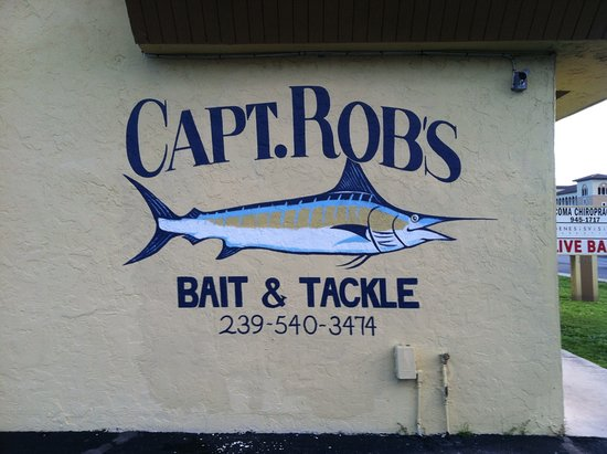 Captain Rob's Bait & Tackle