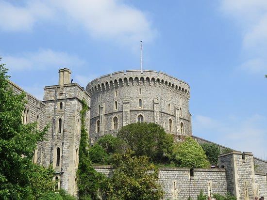 قلعة وينسور: Part of Windsor Castle