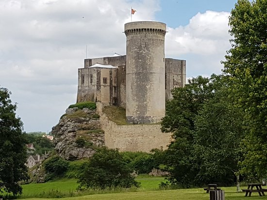 Falaise, Francia: 20180615_140434_large.jpg