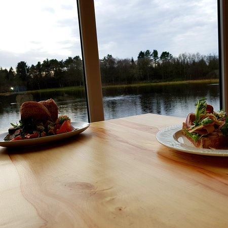 Fenwick, UK: Laird's Table - Quality, Fresh, Scottish local food