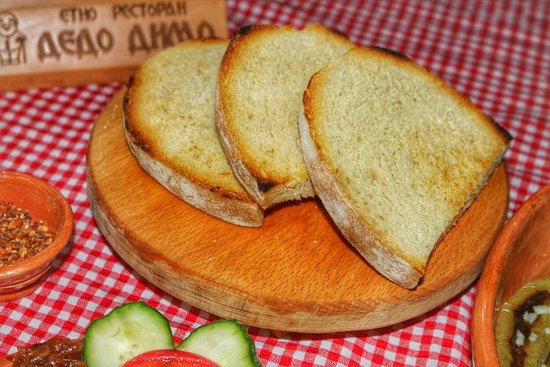 Kuratica, Republika Macedonii: Ethno restaurant Dedo Dimo