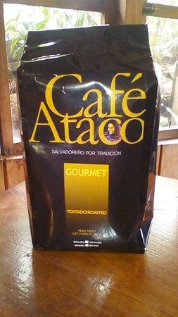 Zaragoza, El Salvador: the finished product