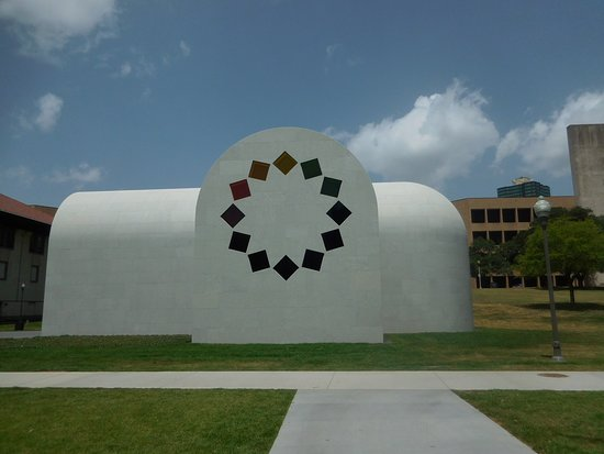 The Blanton Museum of Art: Austin