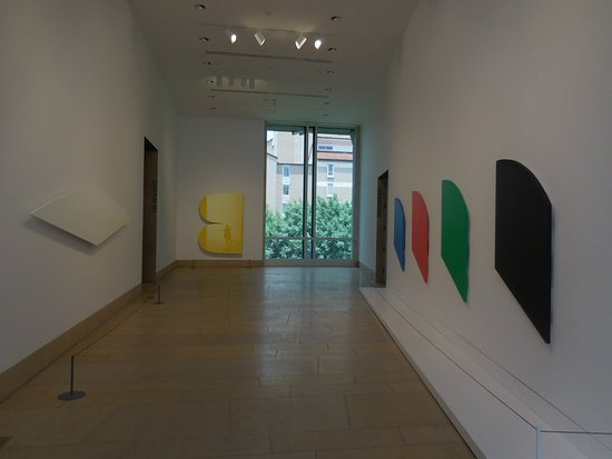 The Blanton Museum of Art: 3 Ellsworth Kelly works