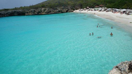 Kenepa Beach: Azul Transparente