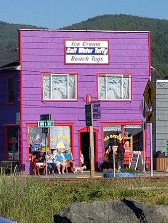 Rockaway Beach, Орегон: Sea Breeze Gifts