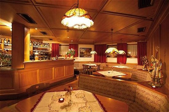 San Giovanni in Valle Aurina, إيطاليا: Bar/Lounge