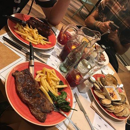 M rim e madrid malasa a fotos n mero de tel fono y restaurante opiniones tripadvisor - Restaurante merimee ...