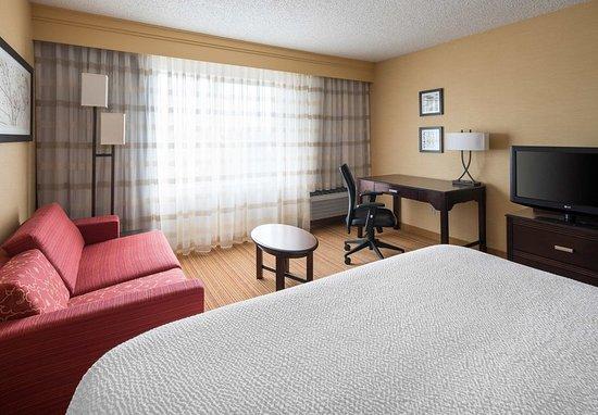 Pleasant Hill, كاليفورنيا: Guest room