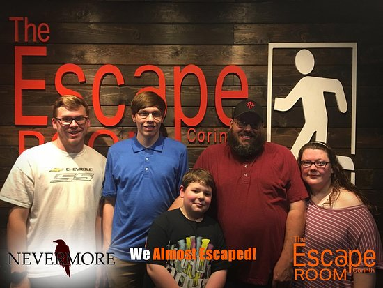 The Escape Room Corinth