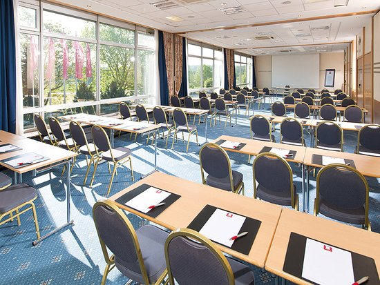 Walldorf, Germany: Meeting room