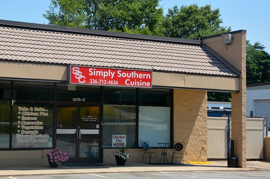 Review Of Simply Southern Cuisine