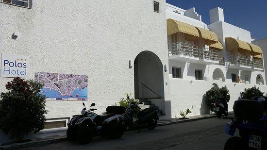 Polos Hotel: 20180525_170044_large.jpg