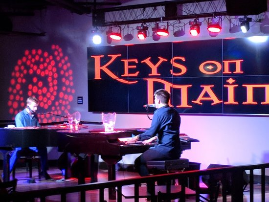 Costa Mesa, Californië: Keys On Main