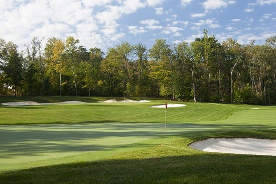 Lansdowne Resort and Spa: Golf course