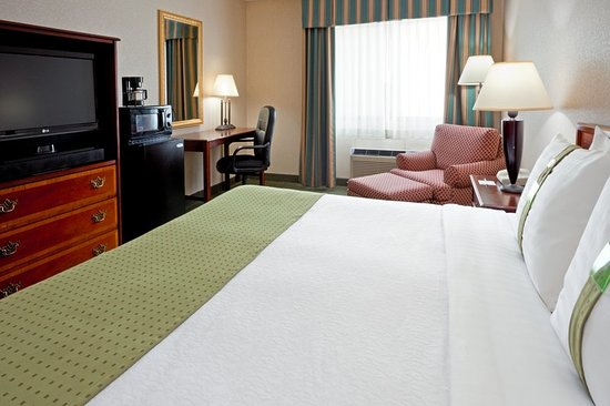 Holiday Inn Oneonta: Guest room