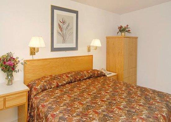 Omak, WA: Guest room