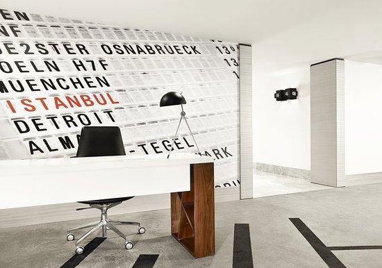 Le Méridien Istanbul Etiler: Meeting room