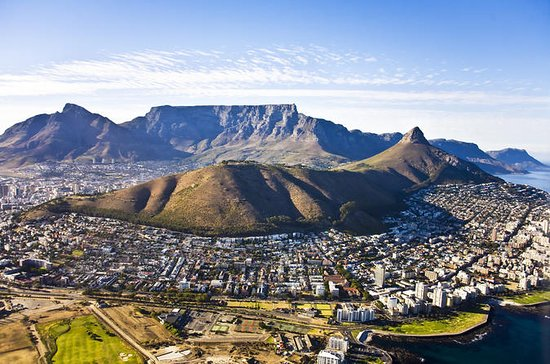 Full-Day Cape Town Sightseeing...