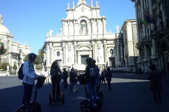 Segway-Tour durch Catania