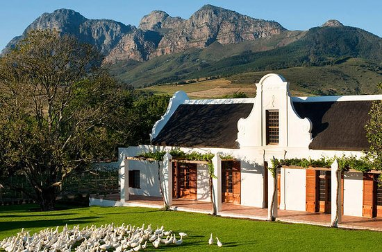 Full-Day Private Stellenbosch Wine ...