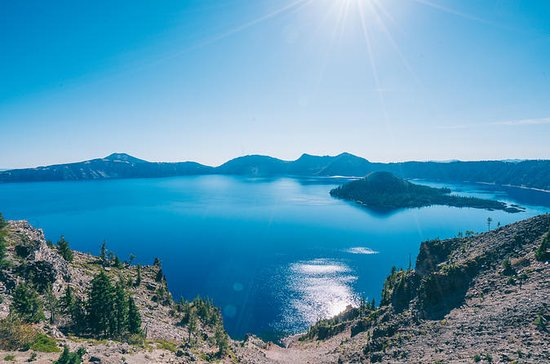 Crater Lake 3-Day Tour från Portland