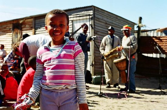 Weg zur Freiheit: Robben Island...