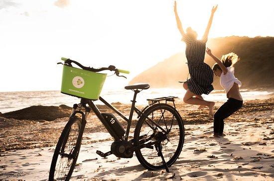 Sortie guidée à vélo électrique aux...