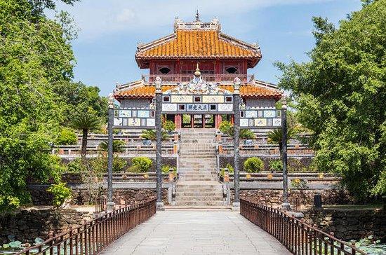 Ganztägige Stadt in Hue aus Hoi An