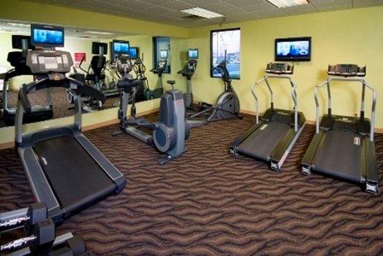 Crowne Plaza Indianapolis Airport: Health club