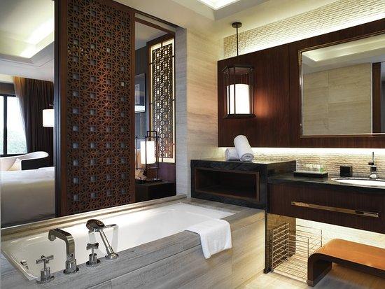 Fusong County, Kina: Guest room amenity