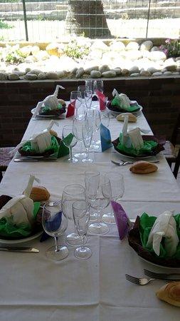 Acquaviva Picena, Italië: Casolare Azzurro Ristorante