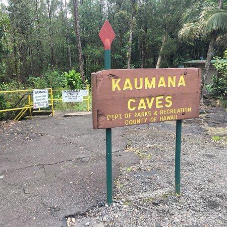 Kaumana Caves Park: photo0.jpg