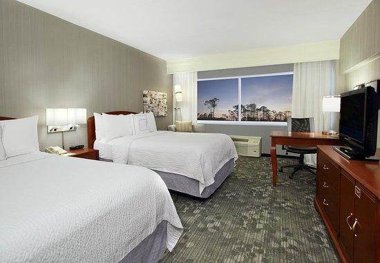 Lyndhurst, Nueva Jersey: Guest room