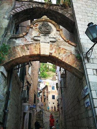 Kotor Old City照片
