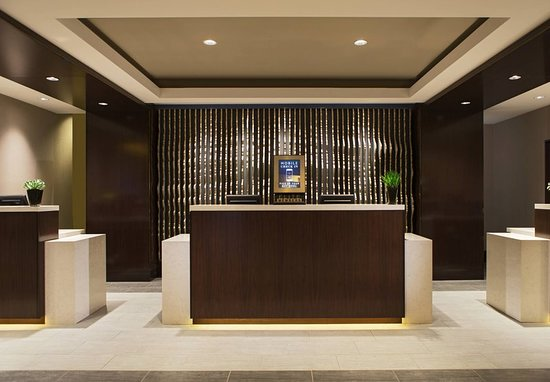 Hilton Hotels & Resorts Introduces New Lobby Design ... |Hotel Front Office Lobby
