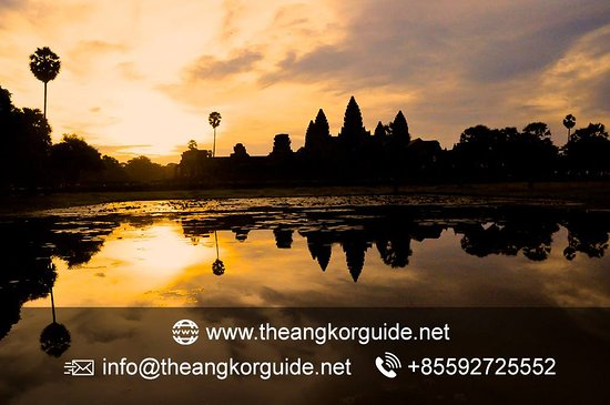 ‪The Angkor Guide‬