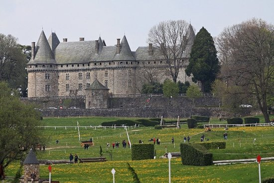 Haras National de Pompadour